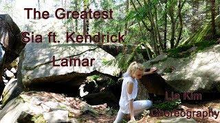 【Megi】The Greatest - Sia ft. Kendrick Lamar / Lia Kim Choreography【dance cover】