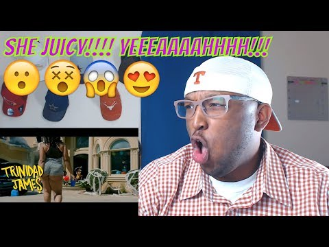 Trinidad James - Just A Lil' Thick (She Juicy) ft. Mystikal, Lil Dicky REACTION | CRITIC CLIQUE