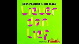 Doe Maar Feat: Gers Pardoel - Liever Dan Lief (Censored)