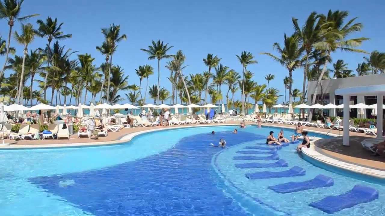 Video Riu Palace Bavaro Punta Cana Met Tui Fly