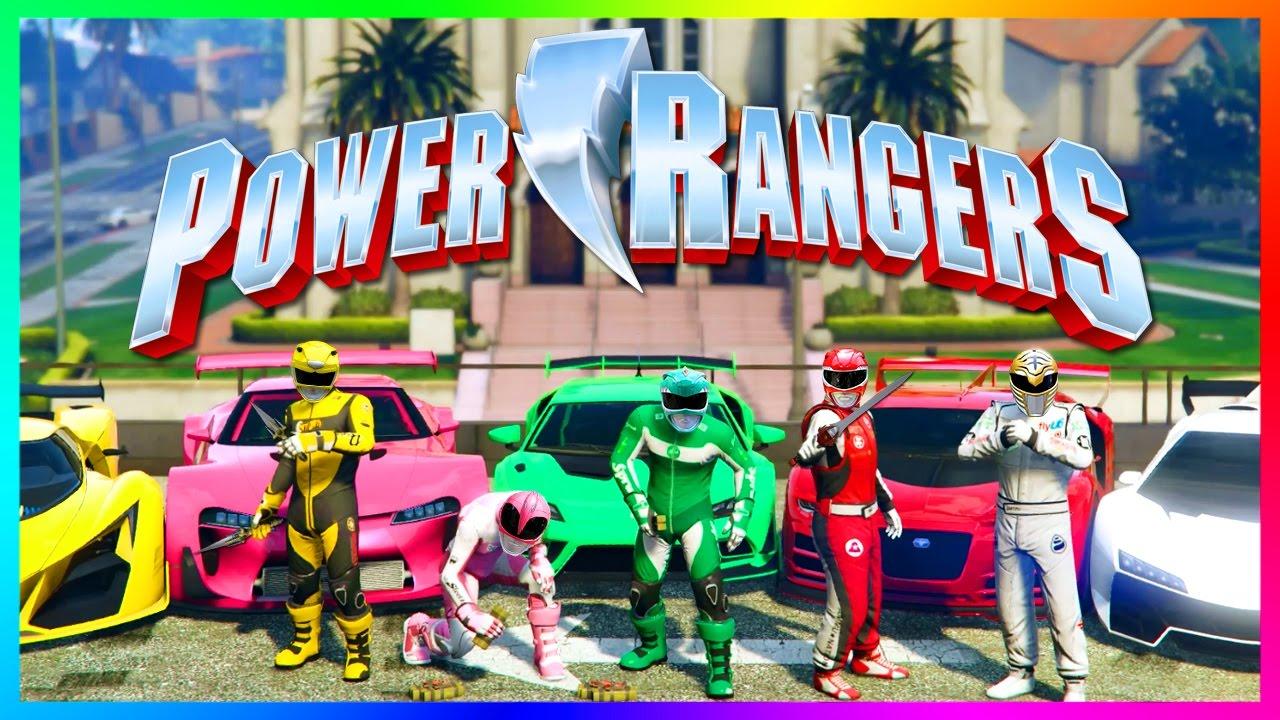power rangers 2019 online
