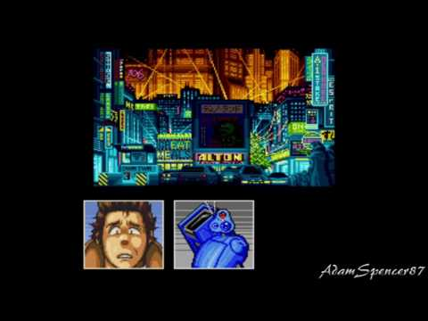 04. Snatcher Walkthrough - Outer Heaven