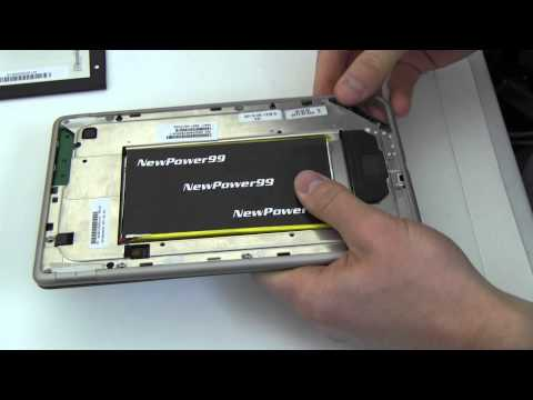 How to Replace The Barnes & Noble NOOK Tablet Battery