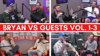Download lagu Guests vs Bryan Callen | Volume 1-3