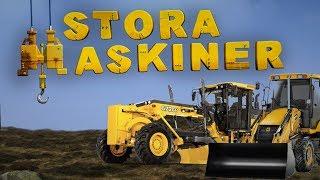 Acquiring Stora Maskiner