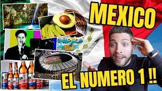 30 COSAS EN LAS QUE MEXICO ES EL NUMERO 1 | ESPAÑOL REACCIONA | JON SINACHE