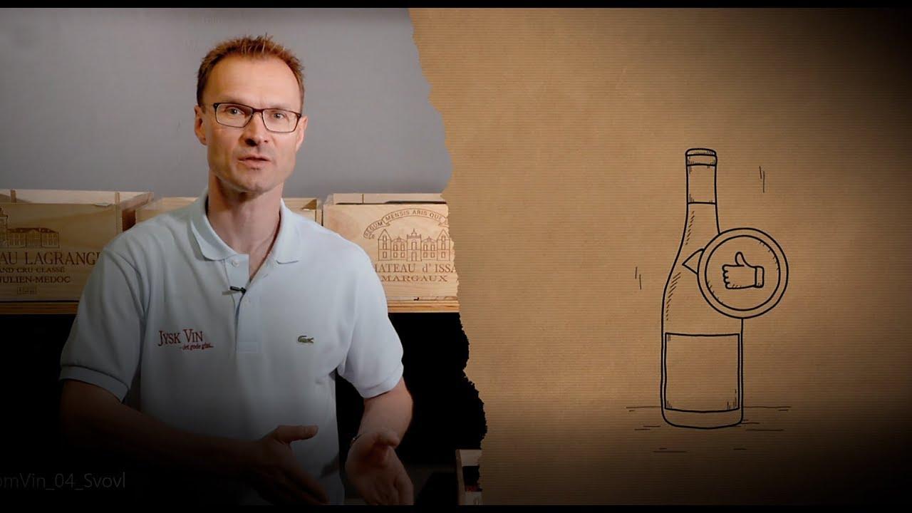 Svovl i vin / indeholder sulfitter