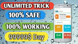 URL shortener unlimited trick must watch || URL Shortener Unlimited Trick BEST METHOD