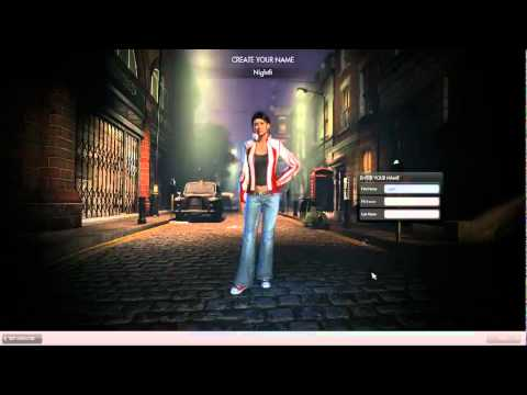 The Secret World Gameplay – Templars – Part 1 – Character Creation