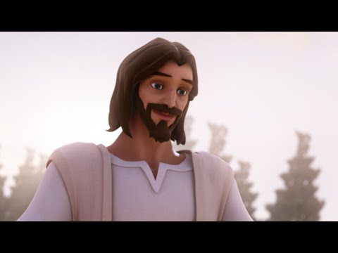 Superbook - Episode 11 - He is Risen! - Full Episode (Official HD Version)