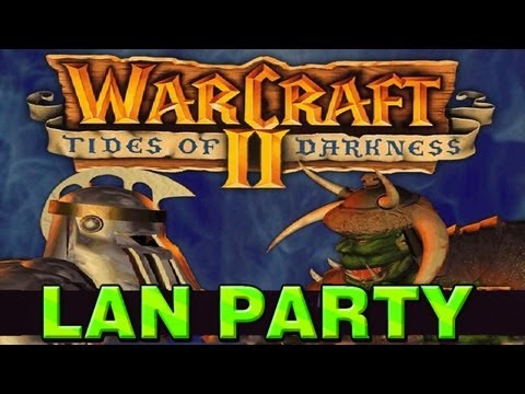 Warcraft II: Tides of Darkness with Freddiew and Corridordigital on LAN Party - NODE
