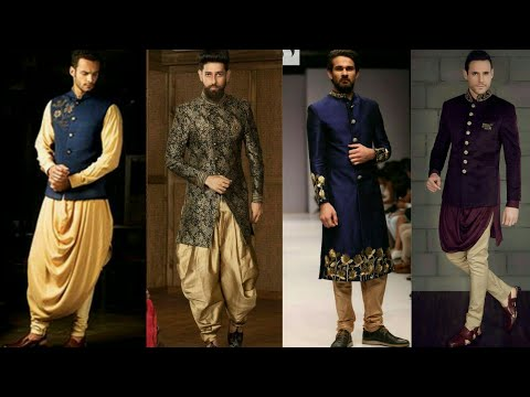 Traditional Dress For Men Wedding Dress For Men Ethnic Wear Collection 2017 Youtube