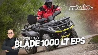 TGB BLADE 1000 LT EPS LUXE | TEST 2018