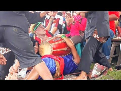 Proses ditambani Jathilan Kudho Praneso babak 1