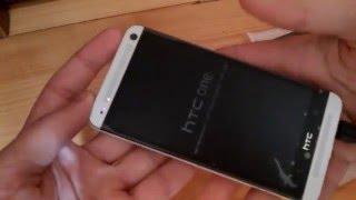 глюк HTC One M7, HTC One M8 не включается с Aliexpress(, 2015-12-14T20:52:18.000Z)