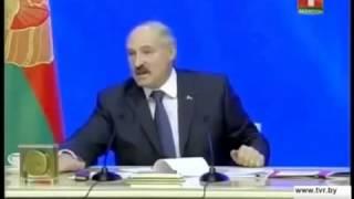 Лукашенко отвечает на обвинения в нарушениях прав человека.