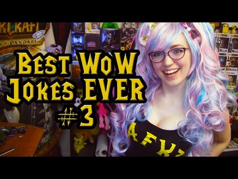 Best WoW Jokes EVER #3 | TradeChat
