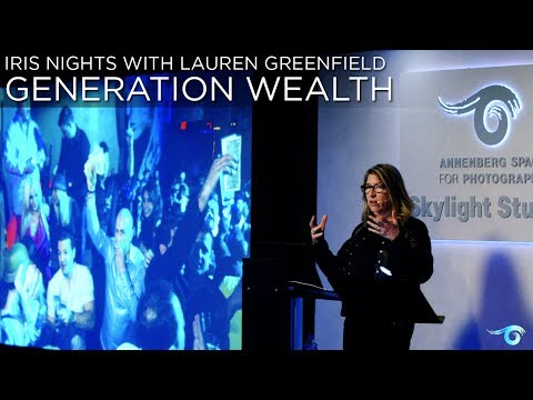 Lauren Greenfield Iris Nights: Generation Wealth