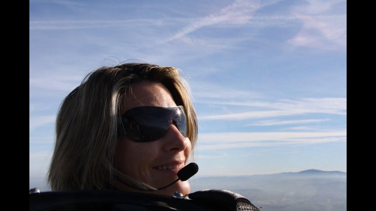 gyrocopter girl