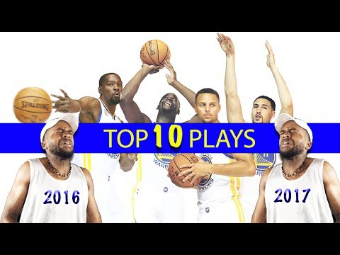 TRULY AMAZING! GOLDEN STATE WARRIORS TOP 2017 MOMENTS! *NEXT YEAR WILL BE EVEN BETTER*
