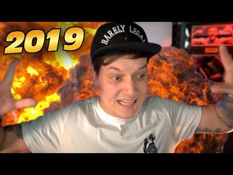 2019 war echt VERRÜCKT! Mein Jahresrückblick!