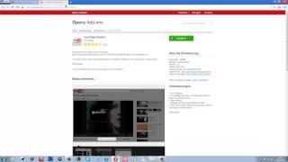 Youtube Center für Opera