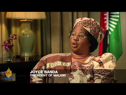Talk to Al Jazeera - Joyce Banda: 'Malawians deserve better'