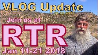 Video VLOG Update on RTR 2018: Join Us!!!! download MP3, 3GP, MP4, WEBM, AVI, FLV April 2018