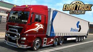 Nawigacja głosowa - Euro Truck Simulator 2 | (#36)