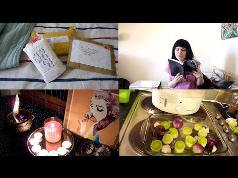 301. [VIDEO SCRAPBOOK] Packages | Poetry | Vegan Roast