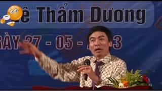 TS Lê Thẩm Dương - Bí quyết tán gái hiện đại