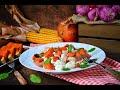Njoke sa pečenom bundevom / Gnocchi with Pumpkin 2020