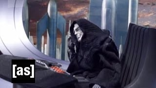 The Emperor's Phone Call | Robot Chicken | Adult Swim