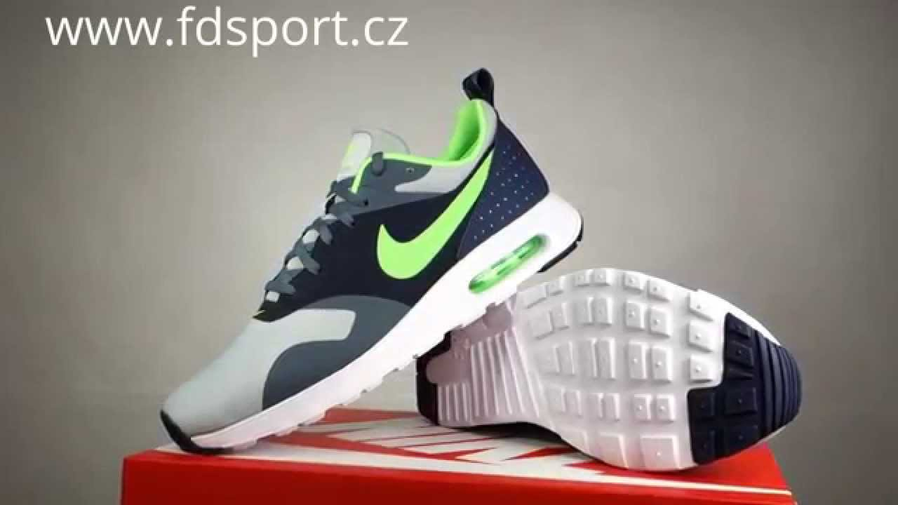 Nike Air Max Tavas Grey Green