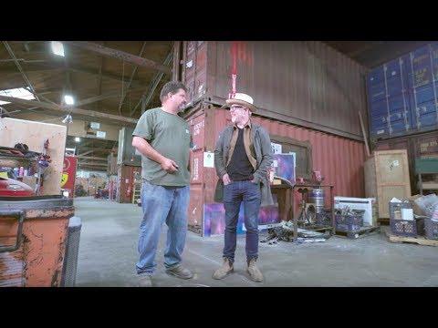 Adam Savage's Maker Tour: NIMBY