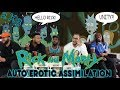 """Rick and Morty Season 2 Episode 3 """"Auto Erotic Assimilation"""" Reaction/ Review"""