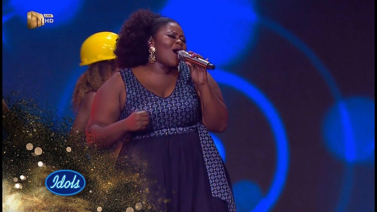 Season 15 FINALE: Sneziey – 'Burnout' – Idols SA | S15 | Mzansi Magic #1
