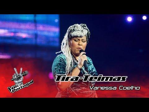 "Vanessa Coelho - ""And I Am Telling You"" | Tira-Teimas | The Voice Portugal"