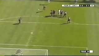 Serie A 2001-2002, day 32 Torino - Lecce 1-1 (Popescu, J.Franco)