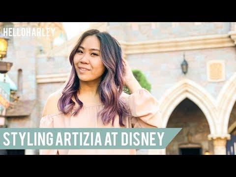 Aritzia Outfits at Disneyland