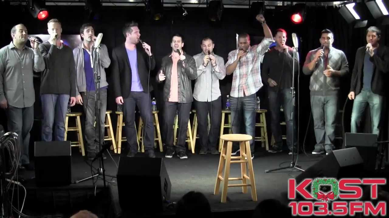 "Straight No Chaser ""12 Days Of"