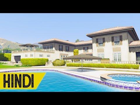 My Properties in GTA 5 Online - Hindustani Gamer #1