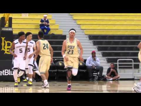 University of Hawaii Basketball Commit Drew Buggs Poly High School Mixtape