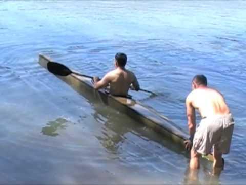 Balancing Speed Kayak