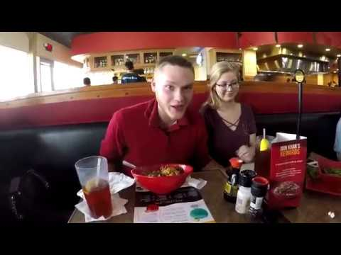 Houston, TX Vlog: Family, Food, and Wide Freeways