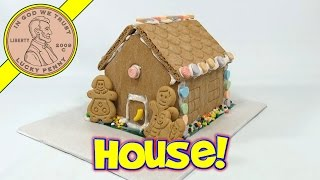 Wonka Gingerbread House Kit - Make A Gingerbread House