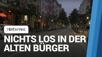 NICHTS LOS IN DER ALTEN BÜRGER ? – MIDDENMANG   nowi.tv