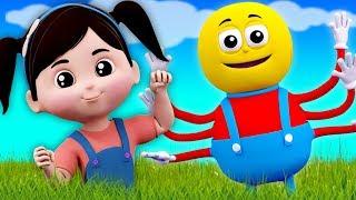 Маленькая мисс маффет | детские стишки | Kids Song | Little Miss Muffet
