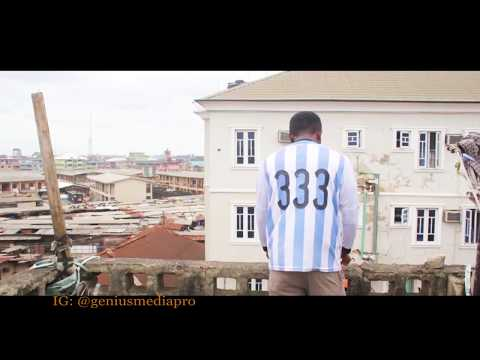 Olamide Wo!  Inspired Effect (Invisible man)