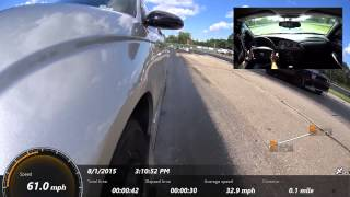 challenger hellcat vs 2006 monte carlo ss 5 3 v8 ls4 with cartuning turbo kit